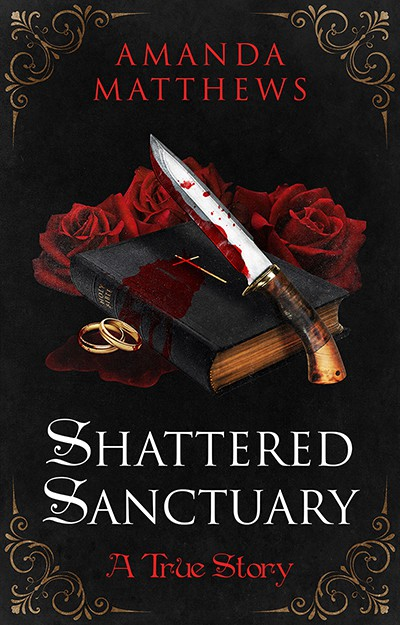 Shattered Sanctuary Book Cover Memoir