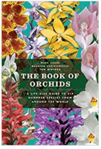 The Book of Orchids Book Cover