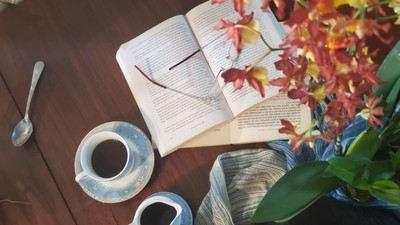 Coffee and Orchids